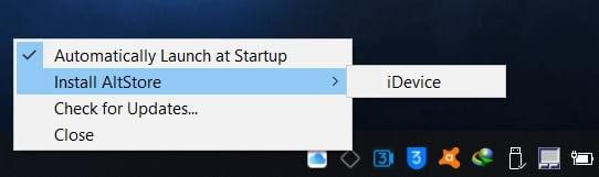 تثبيت متجر AltStore على الايفون