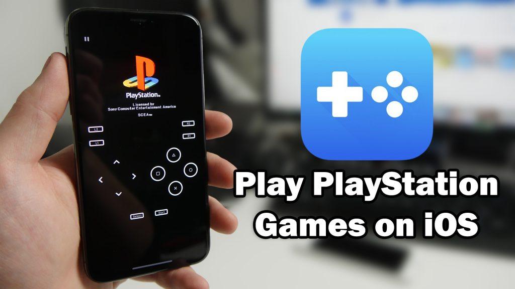 تشغيل ألعاب PS1 على أجهزة iOS بدون حاسوب و بدون جيلبريك