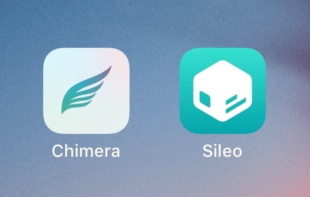 متجر Sileo على جلبريك Chimera