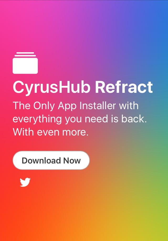 تحميل و تثبيت CyrusHub