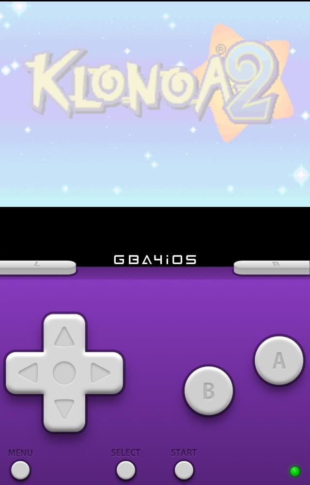 تشغيل لعبة Gameboy بمحاكي GBA4iOS