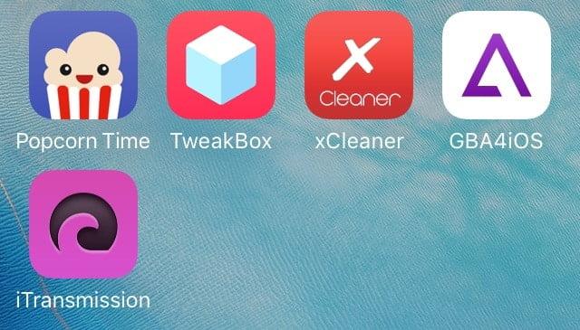 iTransmission بجهاز iOS