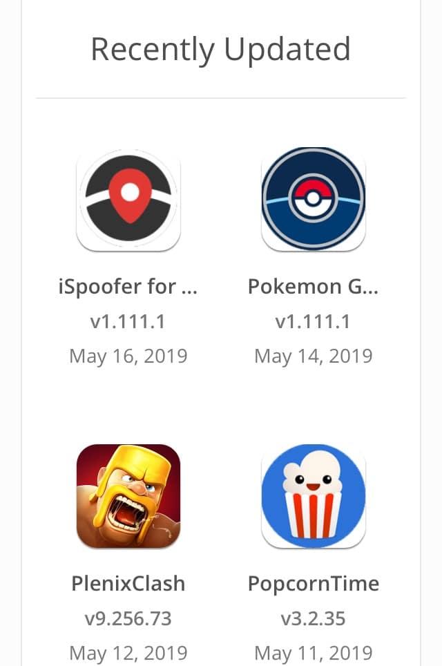 البحث عن لعبة Pokemon Go++ PokeGo