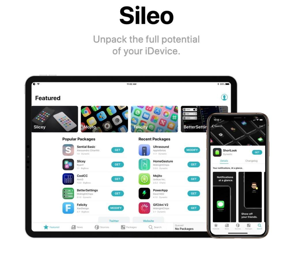 إضافة مصادر Repo لتطبيق Sileo