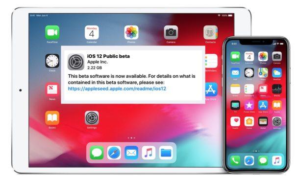 شرح تركيب النسخ التجريبة iOS Beta