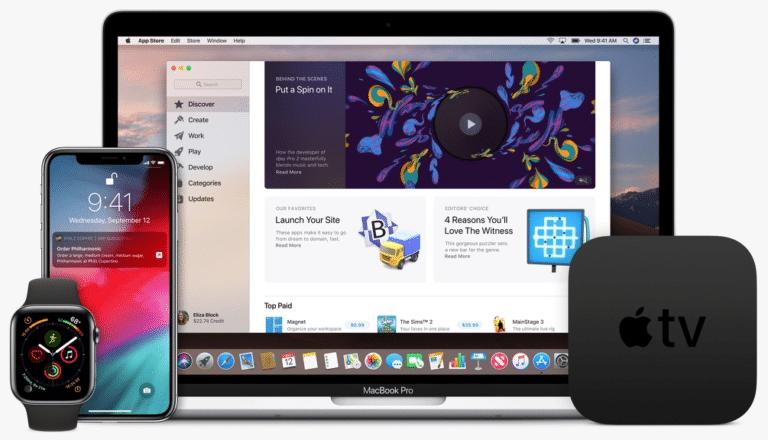 تحميل IPSW ملفات iOS 12.4 Beta 4