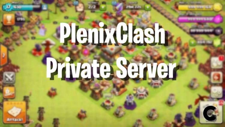 تحميل هاك لعبة PlenixClash