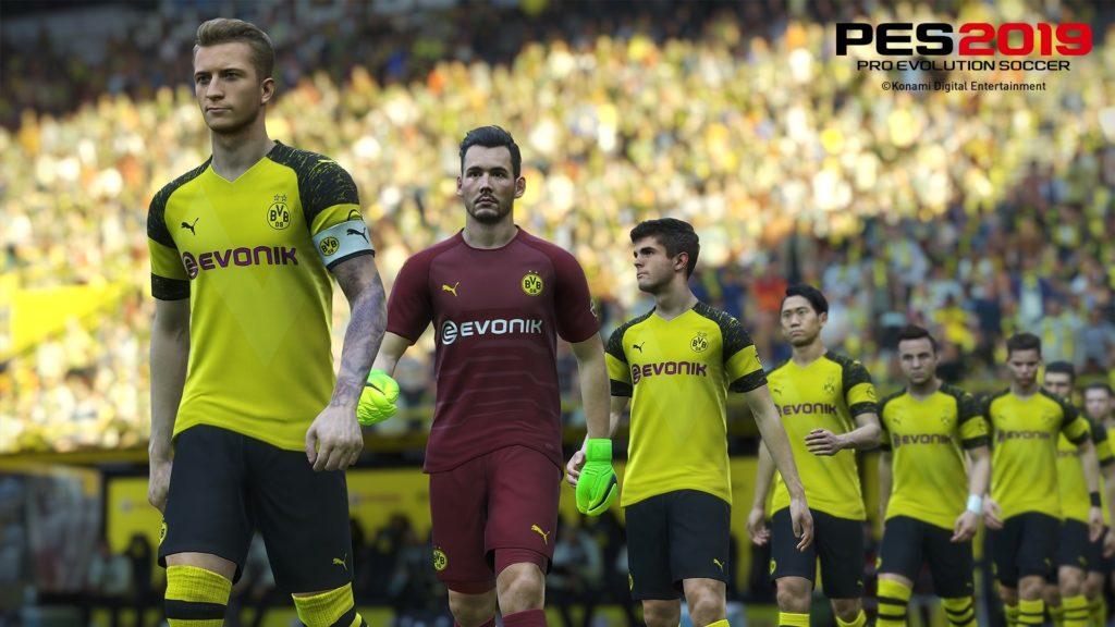 تثبيت هاك PES 2019 Pro Evolution Soccer