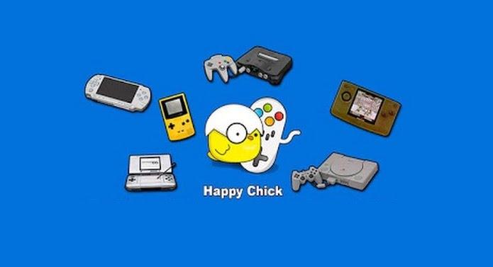 محاكي Happy Chick iOS