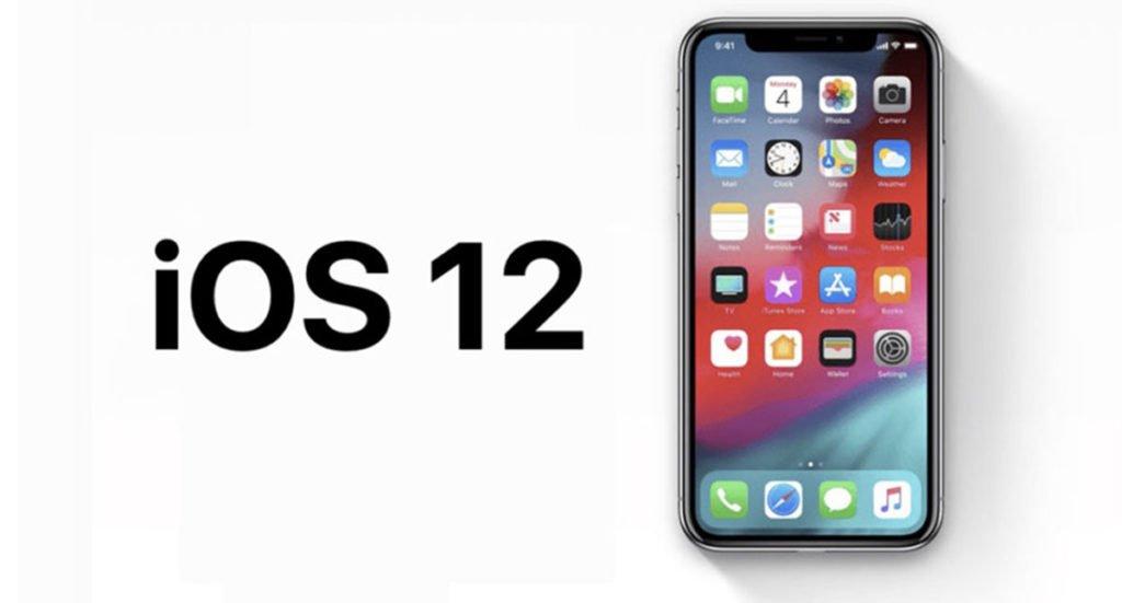الرجوع للنسخة ios 12.1.1 beta