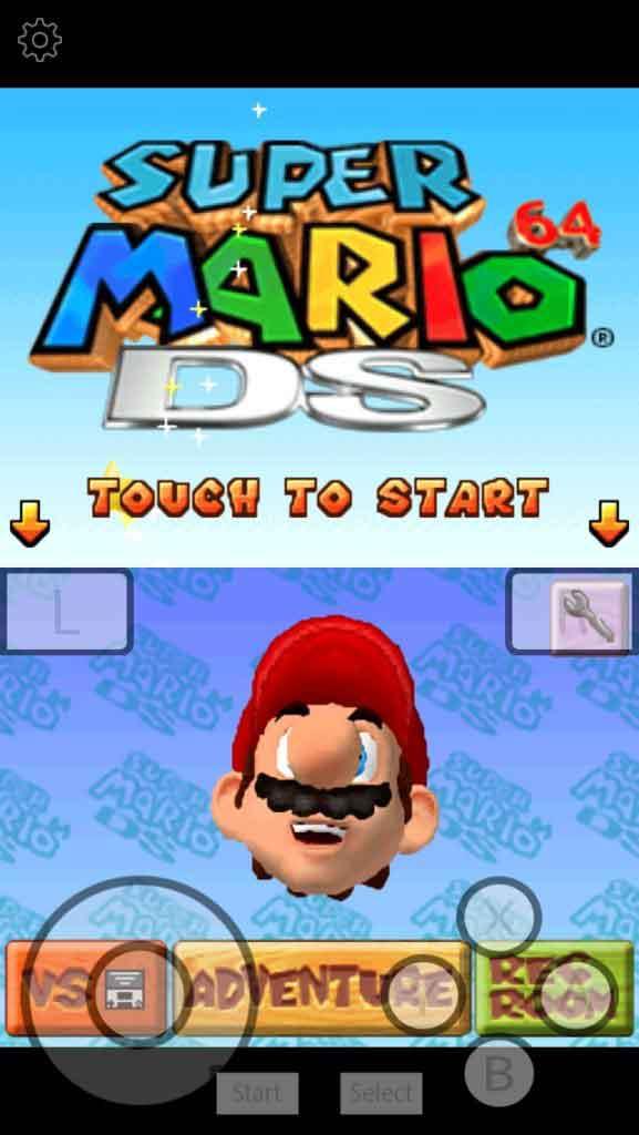 محاكي iNDS Nintendo DS