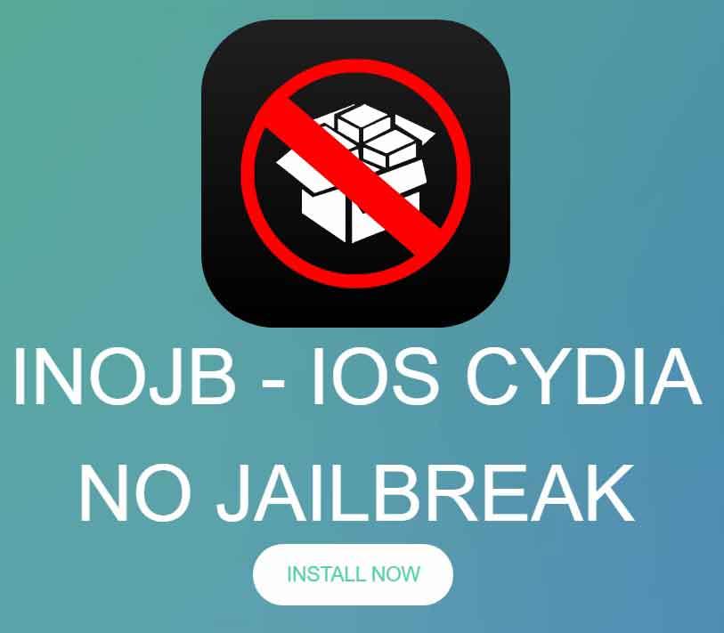 تركيب cydia على الايفون بدون جلبريك InoCydia