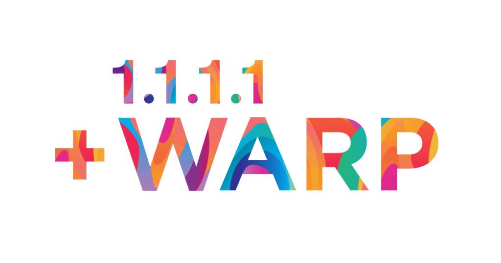 تطبيق WARP + 1.1.1.1 لأجهزة الايفون و الاندرويد
