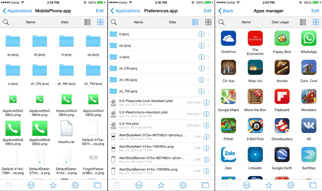 تنزيل FilzaEscaped و FilzaJailed    أو GeoFilza على iOS 13