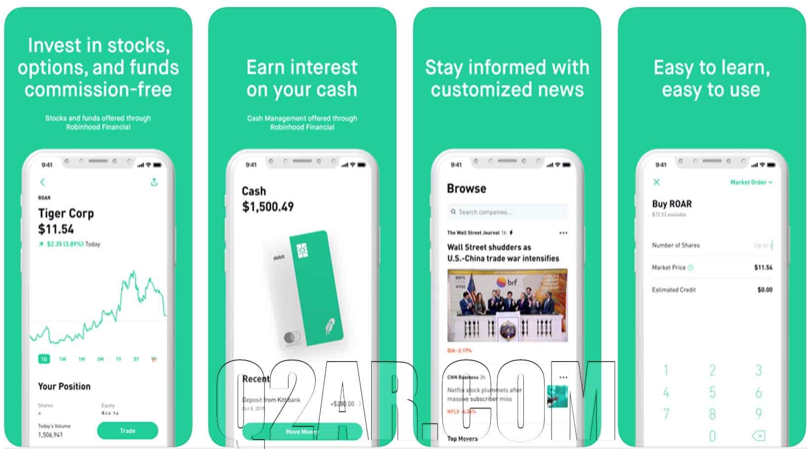 أفضل تطبيقات التداول على أجهزة الايفون Best Iphone Trading Apps تعلم معي