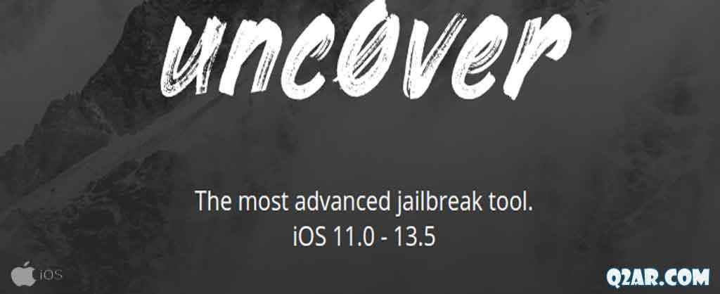 جلبريك انكوفر iOS 11 - iOS 13.5
