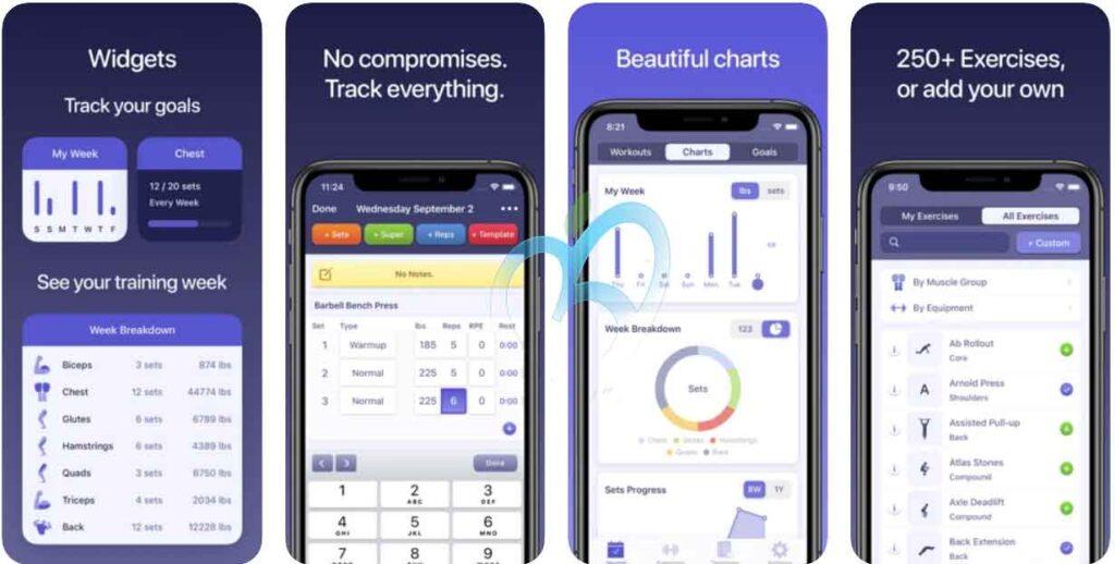 Liftr تطبيقات iOS مجانية