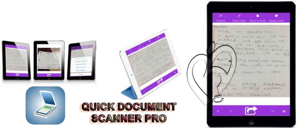 Quick Document Scanner Pro